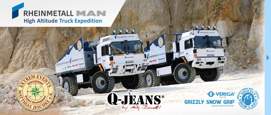 Rheinmetall MAN High Altitude Truck Expedition ingenium-design.de Mainz Gregor Zawadzki